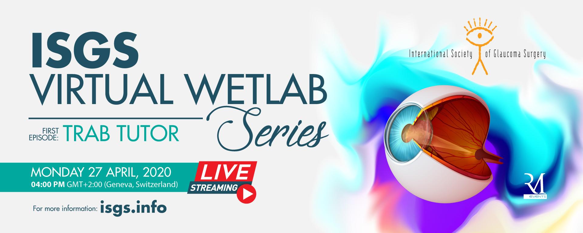 ISGS Virtual Wetlab Series