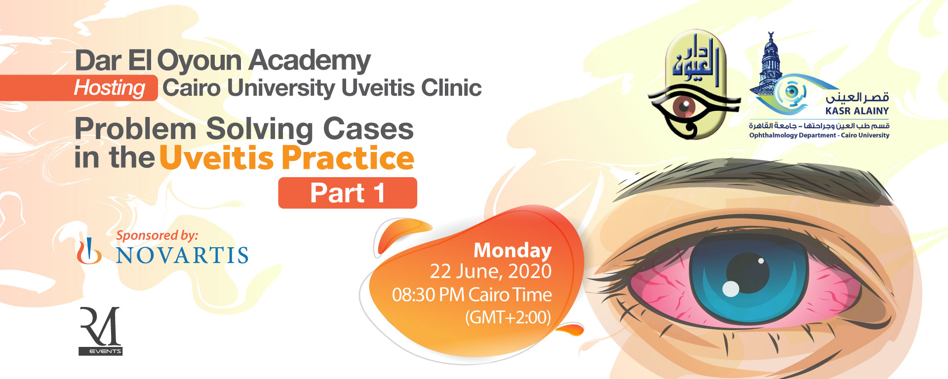 Problem Solving Cases in the Uveitis Practice – Part 1
